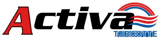 Thermopompe Turcotte Activa logo, Distributeur Turcotte Québec